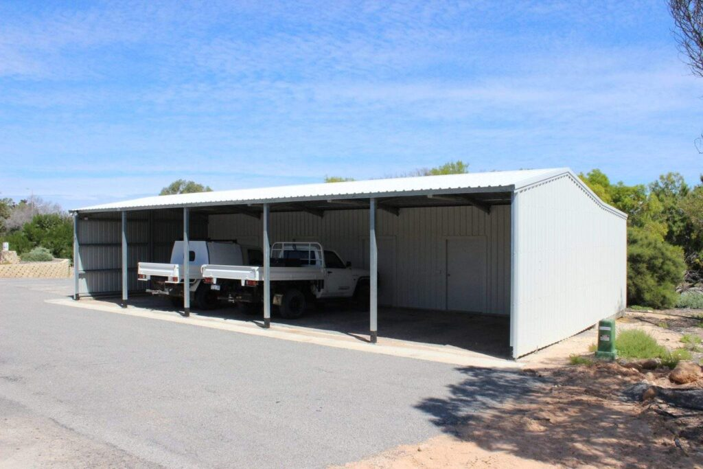 SPQ Store and Car Park sheds p3